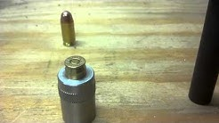 Case gauge issues with 45acp