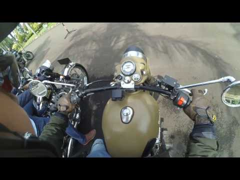 Indonesia Royal Enfield One Ride 2017 - Part 5 (finish)
