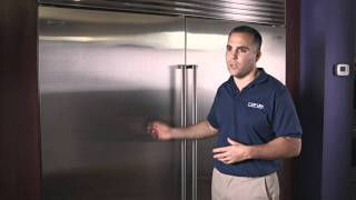 subzero bi series refrigerator topline appliance center westfield wall roselle nj new jersey