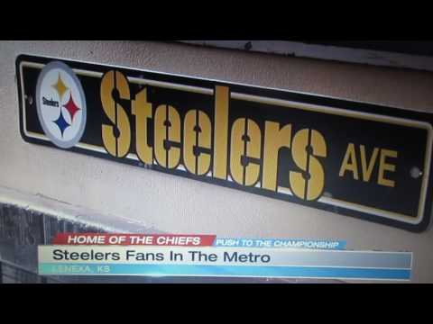 2017 Kansas City Steelers Fan Club On The News: Third Airing