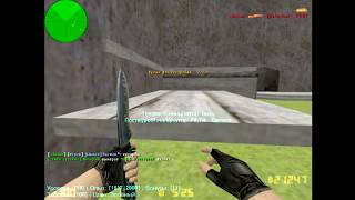 Cs 1.6 BaseBuilder, Outside scroller With trap