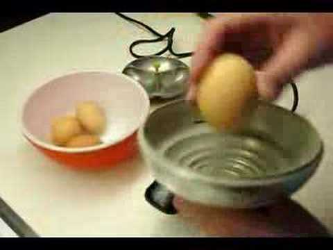 Sunbeam Egg Cooker Youtube