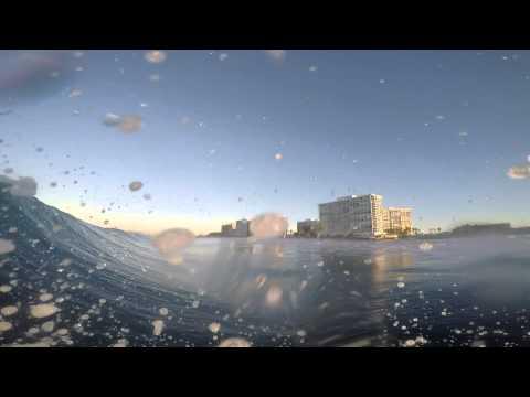 SURFING CORONADO CALIFORNIA