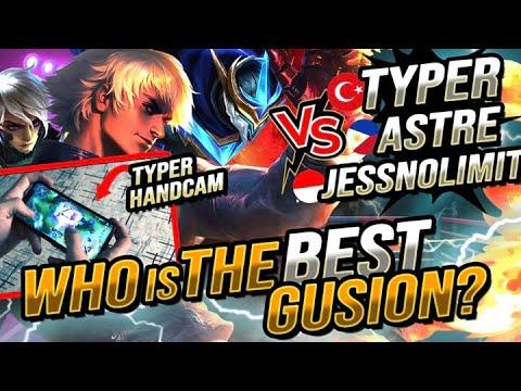 Download TYPER JESSNOLIMIT ASTRE / WHO IS THE BEST GUSION / TYPER HANDCAM