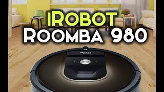iRobot Roomba 980 Review - The Best Robot Vacuum Cleaner in 2018!