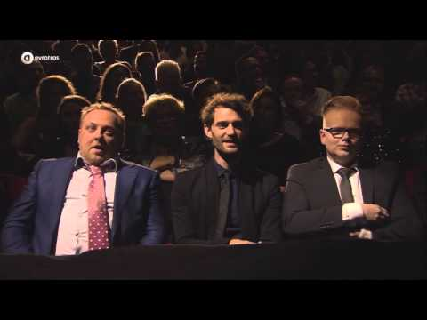 Gouden RadioRing 2015: Marconi Award Aanstormend Talent
