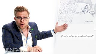 Adam Conover Ruins The New Yorker Cartoon Caption Contest | The New Yorker