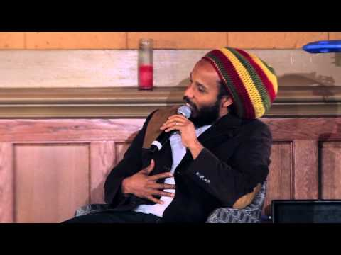 A Conversation With Ziggy Marley At The Village Studios