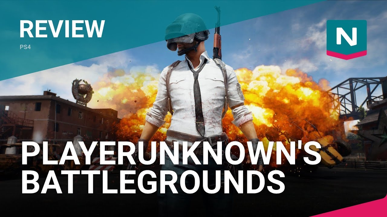 Playerunknown S Battlegrounds Ps4 Review Pubg Youtube