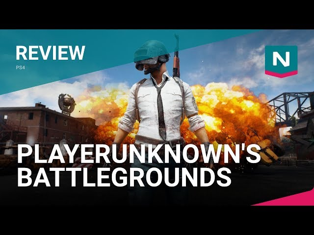 playerunknowns battlegrounds ps4 review