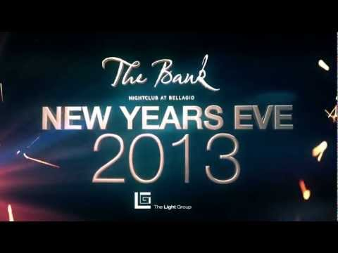 The Bank Nightclub NYE 2013