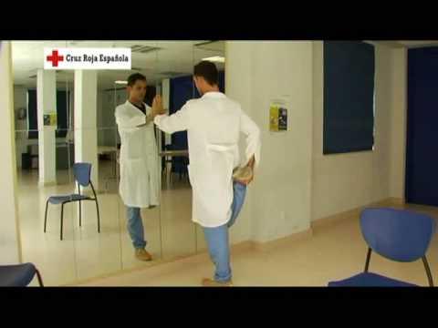 Gimnasia para personas mayores ejercicio 7 estiramientos for Sillon alto para personas mayores