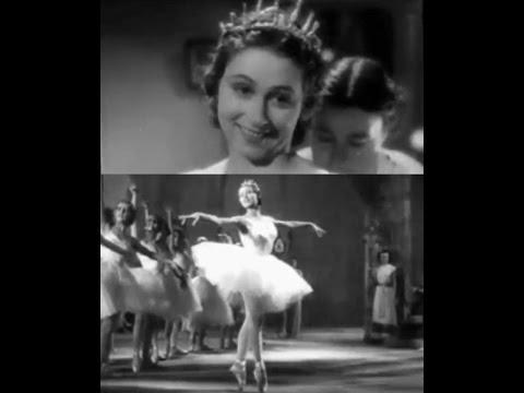 Yvette Chauviré (1917-2016)— Dance Sequences from 'La mort du cygne' (1937)