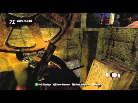 Trials Evolution - Custom Tracks - Inferno Industry by Taltiko