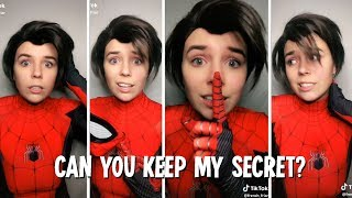 "TIKTOK TREND ""CAN YOU KEEP MY SECRET?"" french_friar tiktok compilation Video"