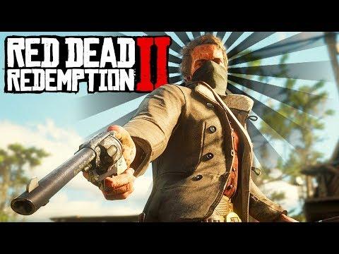ROCKSTAR COPIOU FILMES? Easter Eggs e Referências em Red Dead Redemption 2 (Parte 2) thumbnail