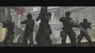 Binary Domain Multiplayer Game Trailer