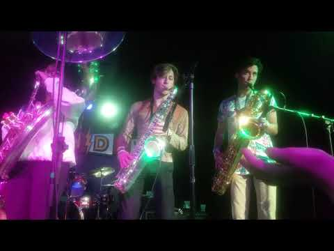 All Time Low (Jon Bellion cover) - Sooza brass band