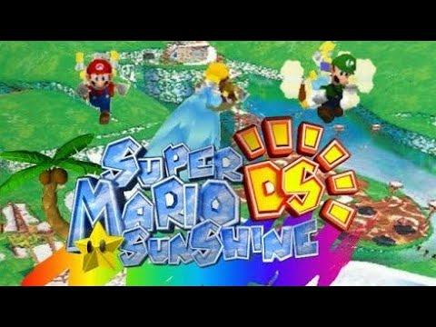 Super Mario Sunshine DS Demo v0 1 DOWNLOAD