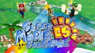 Super Mario Sunshine 64 Rom Hack Download