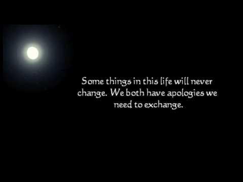 Pillar - Chasing Shadows at Midnight (Lyrics Video)