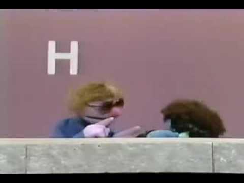 Sesame Street - Beatnik Alphabet