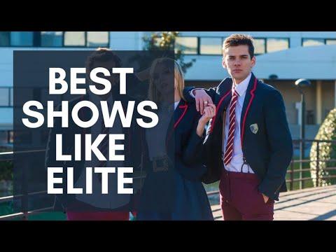 Shows Like Elite