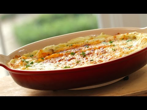 Beth's Sausage Potato Casserole Recipe | ENTERTAINING WITH BETH