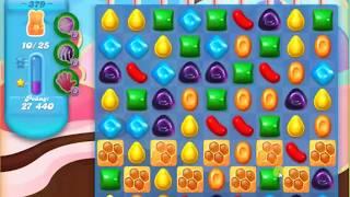 Candy Crush Soda Saga Level 379 NO BOOSTERS