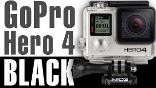 видео Экшн-камера GoPro Hero 4 Black Edition: отзывы, инструкция на русском, обзор
