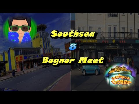 Southsea And Bognor Meet Ft Barcrest Arcades
