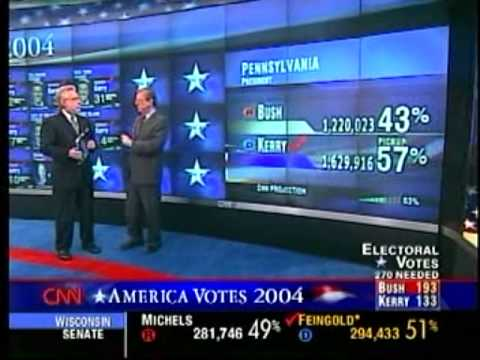 2004 Presidential Election Bush vs. Kerry November 2, 2004 Part 16