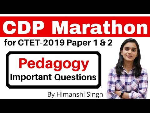 Repeat Nature of Mathematics CTET-2017 || what is pedagogy