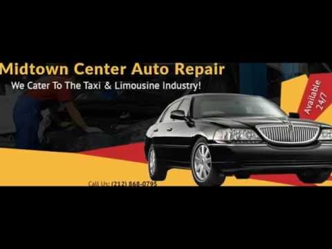 MidTown Center Auto Repair located in Manhattan NY