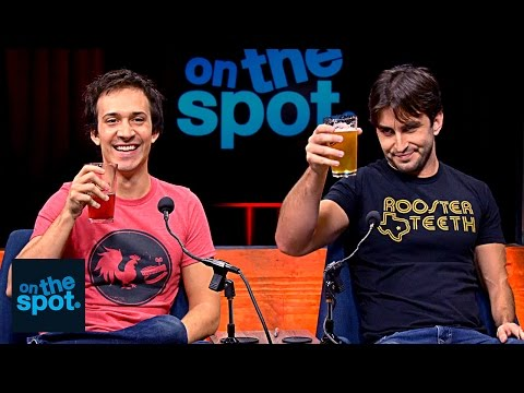 On The Spot: Ep. 75 - Did I Make You Gay? | Rooster Teeth