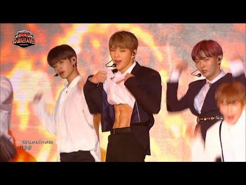 Wanna One  Burn It Upㅣ워너원  활활 DMCF 2018