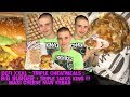 Défi Xxxl - Triple Cheatmeals : Big Burger + Maxi Cheese Nan Kebab + Triple Takos King !!! video