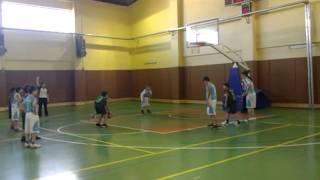 Ünye Basketbol okul küçük erkek 06 01 2012 6