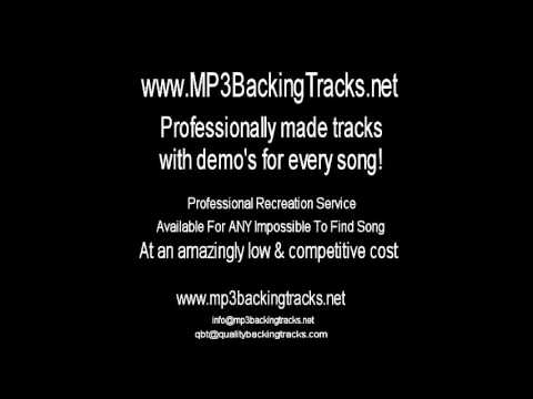 Curtains Musical Show People backing track karaoke