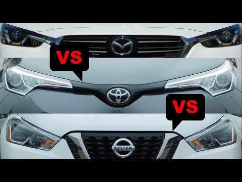 Small SUV Comparison 2019- Honda Vs Toyota Vs Mazda Vs Jeep & More!
