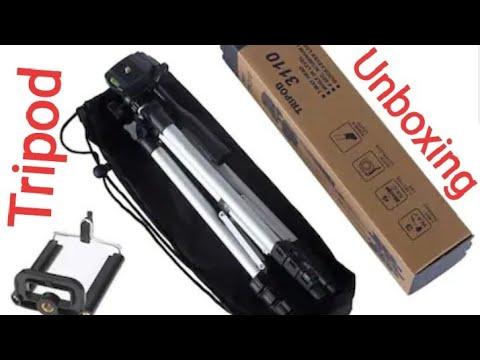 ca57bcffb Unboxing - VRAI 3110 Portable   Foldable Camera   Mobile Tripod Stand.