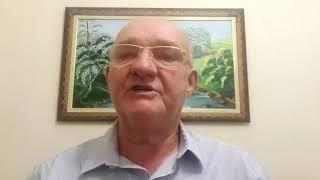 Leitura bíblica, devocional e oração diária (05/10/20) - Rev. Ismar do Amaral
