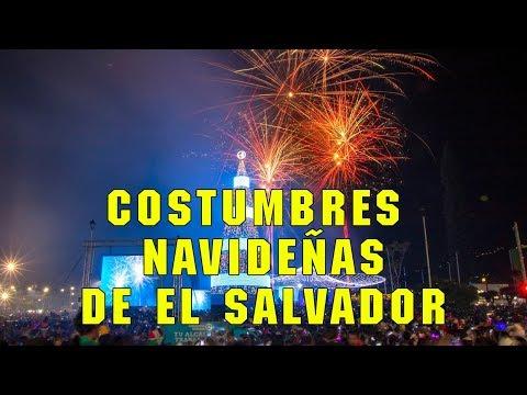Costumbres Navideñas De El Salvador