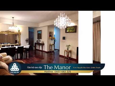 Cho thuê căn hộ the manor