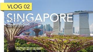 Сингапур - тестируем DJI Mavic Pro. VLOG #2