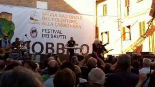 Splendido Splendente live @ Piobbico 2013 - Donatella Rettore