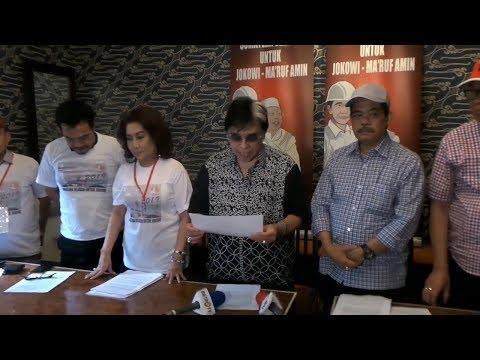 Relawan Sumsel Se-Jabodetabek Siap Menangkan Jokowi Ma'ruf Amin Mp3
