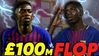 Should Barcelona Sell £100M FLOP Ousmane Dembele?! | Euro Round-Up