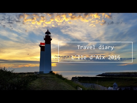 Travel Diary: L'île d'Aix, France