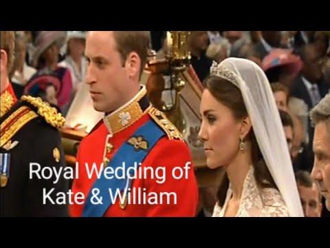 ROYAL WEDDING: PRINCE WILLIAM AND CATHERINE 2011